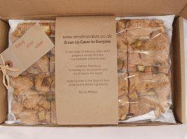 No Gluten whole letterbox Cakes